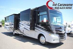 2015 COACHMEN Coachmen Encounter 37 TZ CLASSE A 2015 WOW DIVISION UNIQUE ! FOYER INTÉRIEUR!
