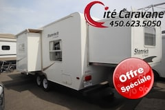 2009 Flagstaff by Forest River Shamrock 25RS AVEC BUNK BED !! 2 extensions WOW Couche 6 personnes !!