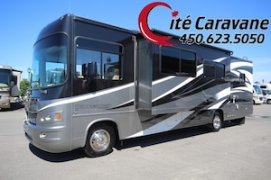2012 FOREST RIVER Georgetown 327 Full Paint Classe A VR/RV 2 extension + FULL PAINT WOW !!
