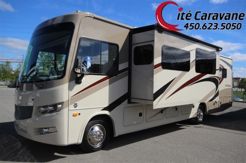 2018 FOREST RIVER Georgetown 31R5 2018 GT5 Deux Entension -