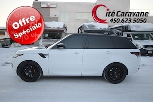 2017 Land Rover Range Rover Sport Dynamic + Autobiography+ V8 5.0 Supercharged VUS