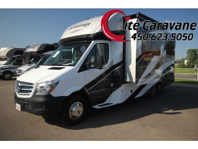 2019 FOREST RIVER FOREST RIVER SUNSEEKER 2400R 2019 NEUF MERCEDES SPRINTER 2400R 3.0L NEUF 6 CYLINDRE