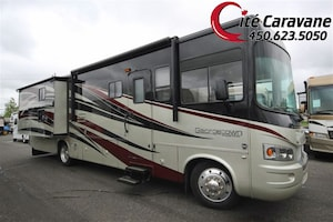 2012 FOREST RIVER Georgetown XL 350 2012 3 extensions !  bunk beds ! Classe A 35 pieds DELUXE !!