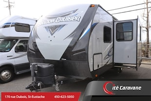 2018 SHADOW CRUISER 225RBS Roulotte seulement 4720LBS MÉGA LIQUIDATION ! BESOIN D'ESPACE !!