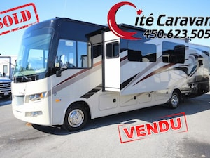 2018 FOREST RIVER Georgetown 31R5 2018 2 extensions Classe A VR/RV
