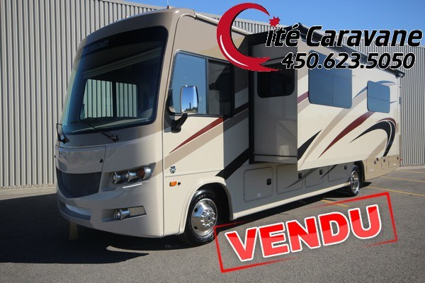 2019 FOREST RIVER Georgetown GT5 31L5 2019 NEUF Classe A + FOYER + 2 Extensions WOW !!