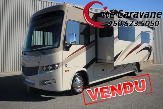 2019 FOREST RIVER Georgetown GT5 31L5 2019 NEUF Classe A + FOYER + SOFA MASSAGE +2 Extensions !!