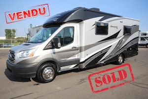 2018 FOREST RIVER Sunseeker 2390 2018.5 TS B Ford transit  24 pieds NEUF Full paint Platinium !