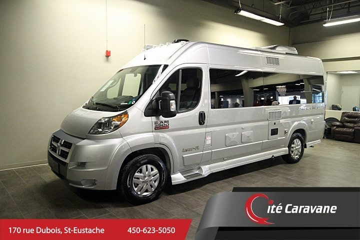 2020 PLEASURE-WAY Lexor FL Classe B RV / VR NEUF Dodge Pro Master 3500 V6 3.6L