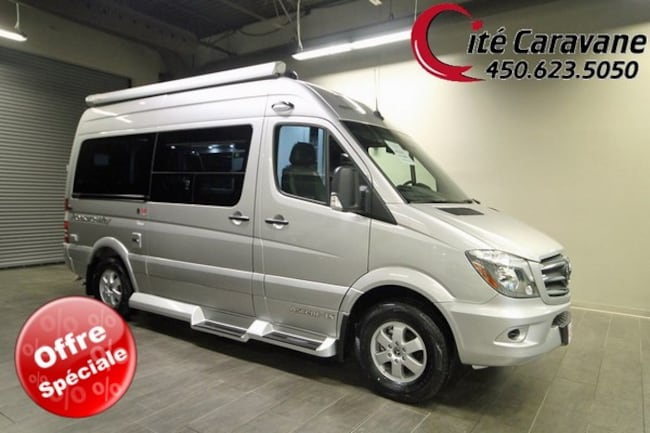 2019 PLEASURE-WAY Ascent ! Classe B mercedes tubo deisel sprinter 2019 NEUF