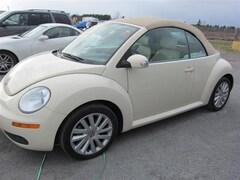 2008 Volkswagen New Beetle SE Décapotable ou cabriolet