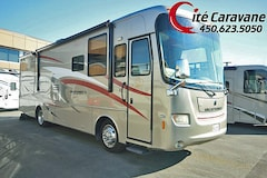 2008 HOLIDAY RAMBLER Vacationer XL 340HP cummins Classe A  Pusher diesel 35 pieds 2008 !