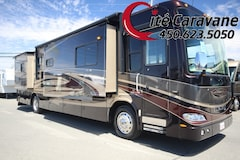 2008 THOR Tuscany 4072 Classe A PUSHER DIESEL 360HP 4 extensions + FULL PAINT + bas millage !! WOW