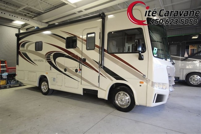 2018 FOREST RIVER Georgetown GT3 24W ! 2018 Classe A 26 pieds WOW Une grande extension