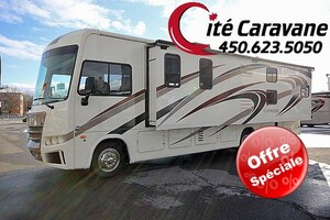 2017 FOREST RIVER georgetown GT3 31B ! 1 extension bunk bed 2017 Classe A 31 pieds