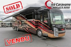 2017 Entegra Coach Anthem 44B ! 4 extensions 450HP cummins tag axle ! -