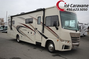 2019 FOREST RIVER Georgetown 30X GT3 Classe A VR/RV NEUF Lit King + 2 A/C au toit !!