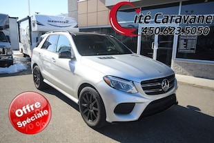 2016 Mercedes-Benz GLE GLE 350D 4 matic PREMIUM PACKAGE + NIGHT PACKAGE VUS