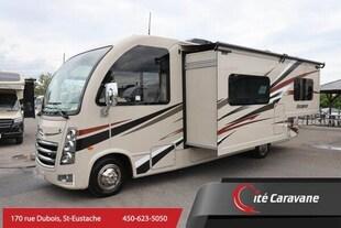 2020 Thor Motor Coach Vegas 25.6 Classe A RV/VR NEUF Extension Full Wall + beaucoup de rangement !