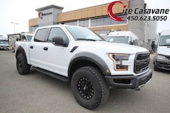 2018 Ford F-150 SVT Raptor 450HP + 510LBS Camion