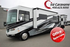 2018 FOREST RIVER FOREST RIVER GEORGETOWN XL 377! WOW FINITION !! 3 EXTENSIONS À COUPER LE SOUFFLE !!