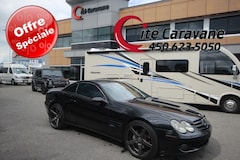 2007 Mercedes-Benz SL-Class SL 550 AMG BLACK ON BLACK !! 20'' WHEELS Roadster