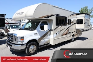 2017 Thor Motor Coach Freedom Elite 26H Classe C VR / RV Avec extension ! Comme neuf !! WOW !!