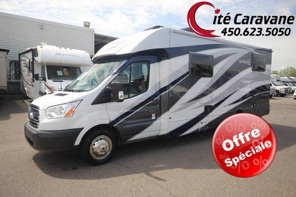2019 FOREST RIVER Sunseeker 2380 B+ ford transit 2019 NEUF ! Oxford