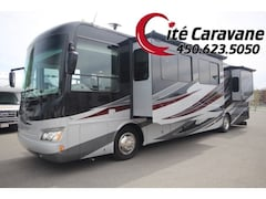 2014 FOREST RIVER Berkshire 390BH DIESEL PUSHER 4 Extensions + Full Paint + MOTEUR CUMMINS !!