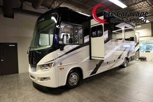 2020 FOREST RIVER Georgetown 31R5 GT5 2020 NEUF Classe A 33 pieds ! Black exterior !