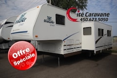 2003 PROWLER Fleetwood Lynx 8275S + extension DOUBLE Edition Canadianne+Premium+frame Aluminium