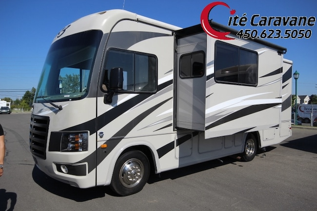 2015 FOREST RIVER FR3 25DS Classe A 25 pieds Deux Extensions Gel Coat, LIT KING !!