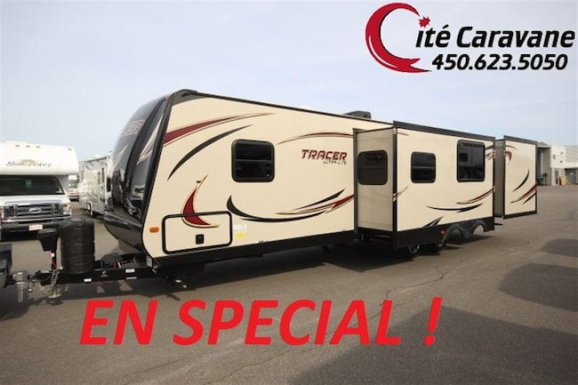 2016 PRIME TIME Tracer Executive 3200 3 extension ! 2016 usagé -