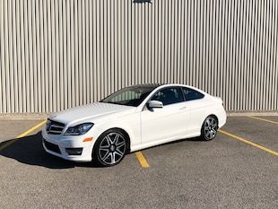 2015 Mercedes-Benz C-Class MERCEDES C350 4MATIC WOW BAS MILAGE Coupe