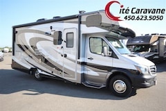 2017 FOREST RIVER Sunseeker MBS 2400W / Solera 24W 2017 extension FULL WALL ! Platinium full paint
