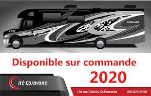 2020 Entegra Coach Accolade ! Super C ! Cummins 360Hp NOUVEAU !