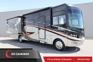 2015 FOREST RIVER Georgetown XL 350TS Classe A VR/RV Triple slide + Full Paint + Bunk Bed + Bas millage