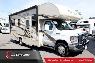 2017 Thor Motor Coach Freedom Elite 23H classe C VR/RV Lit Queen ! HD COLOR GLASS !