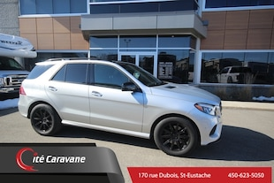 2016 Mercedes-Benz GLE-Class 350D 4 matic PREMIUM PACKAGE + NIGHT PACKAGE VUS