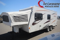 2011 R-VISION Cross Over 190T 2011 Hybride seulement 2940LBS !! WOW