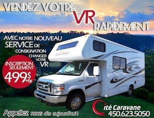 2011 FOREST RIVER Classe C , VENDEZ VOTRE VR RAPIDEMENT !!! -