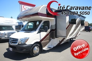 2019 FOREST RIVER Sunseeker MBS 2400W / 24W 2019 NEUF Mercedes sprinter diesel 6 cylindre