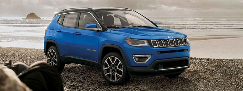 2019 Jeep Compass Dade City Florida