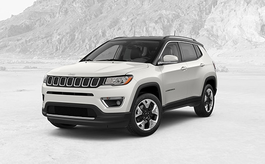 2018 2018 Jeep Compass Limited