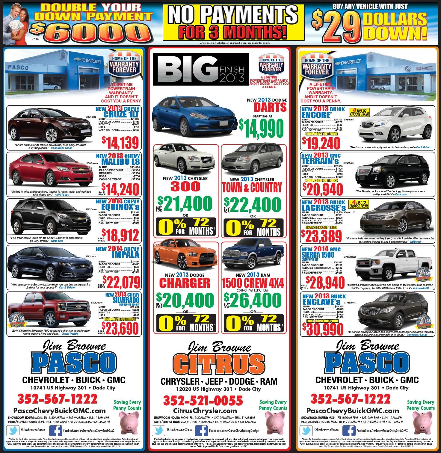 News Print Ad