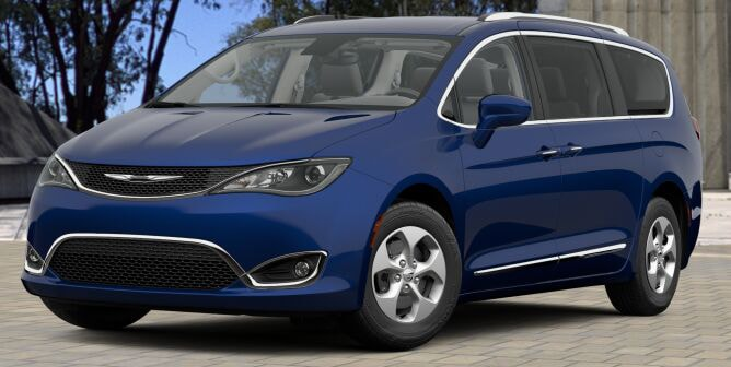 2017 Pacifica Touring L Plus