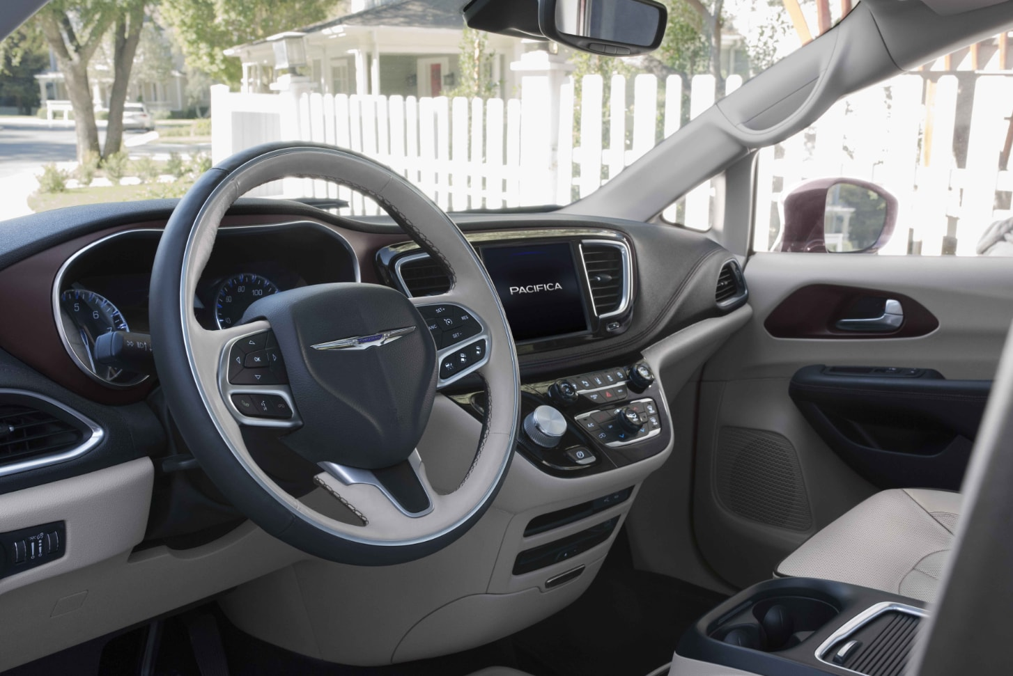 Extraordinary 2017 Pacifica Interior Colors Pictures
