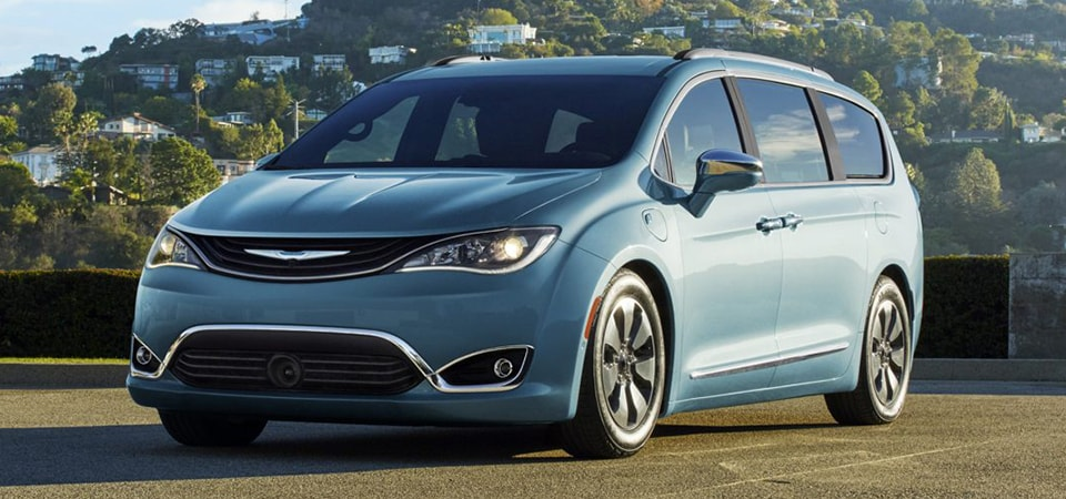 2017 Chrysler Pacifica Dade City FL