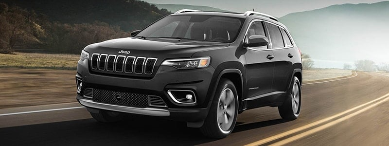 2019 Jeep Cherokee Dade City Florida