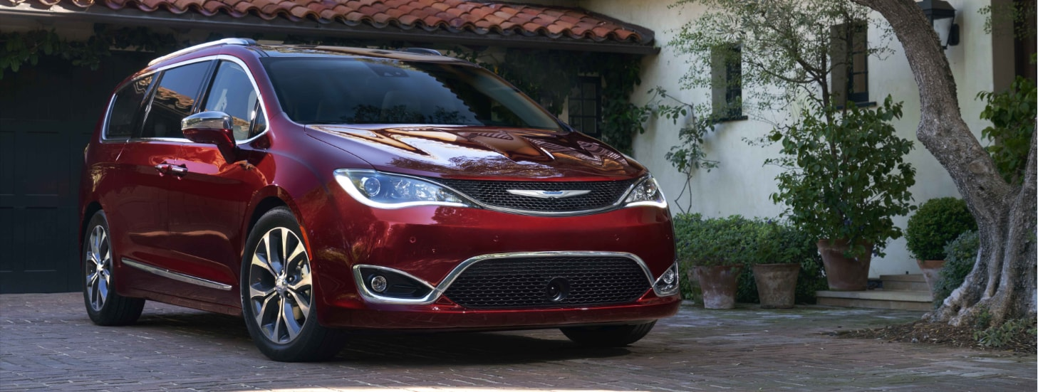 Chrysler Pacifica near Tampa, FL
